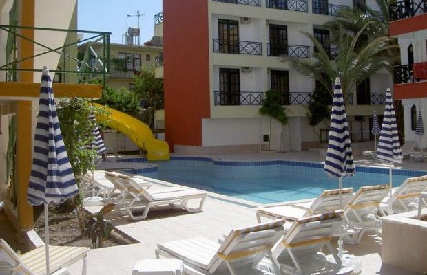 фотографии отеля Club Cemar Beach изображение №7