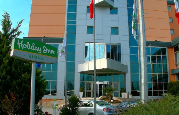 фото отеля Holiday Inn Bursa изображение №1