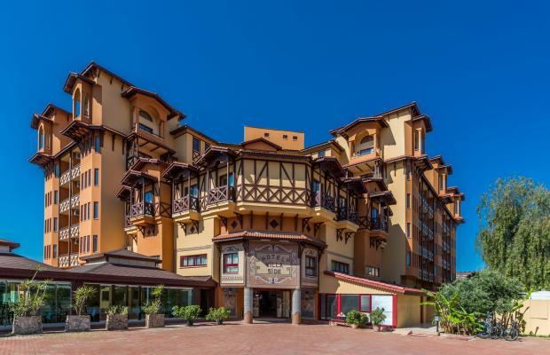 фото отеля Hotel Villa Side изображение №21