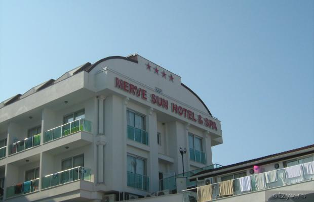фотографии отеля Merve Sun Hotel Spa изображение №7