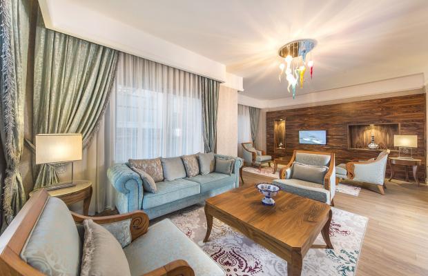 фотографии отеля Blu Ciragan Bodrum Halal Resort & Spa (ex.The Blue Bosphorus) изображение №11