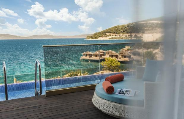 фотографии The Bodrum by Paramount Hotels & Resorts (ex. Jumeirah Bodrum Palace; Golden Savoy) изображение №16