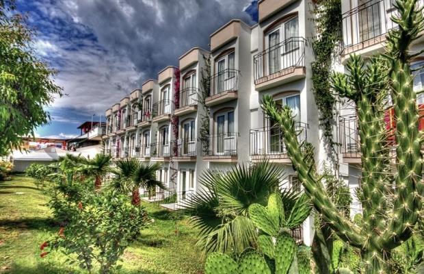 фотографии отеля Eken Resort изображение №15