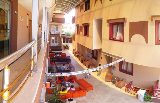 фото Himeros Beach Hotel (Ex. Club Beach Park, Park Hotel) изображение №10