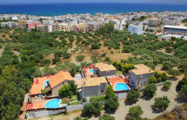 фотографии отеля Niriides Villas изображение №23