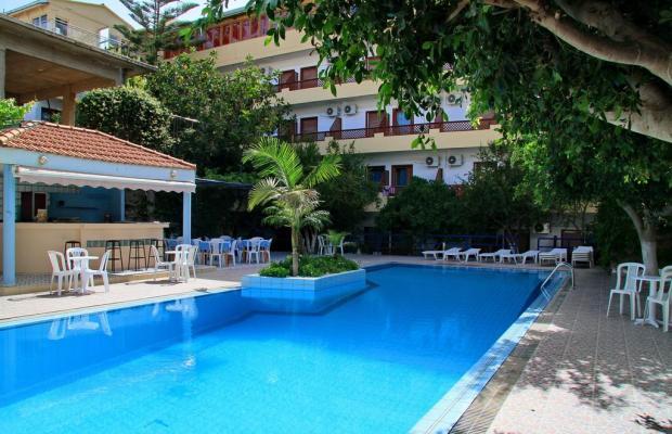 фото отеля Ntanelis Hotel (ex. Danelis) изображение №1
