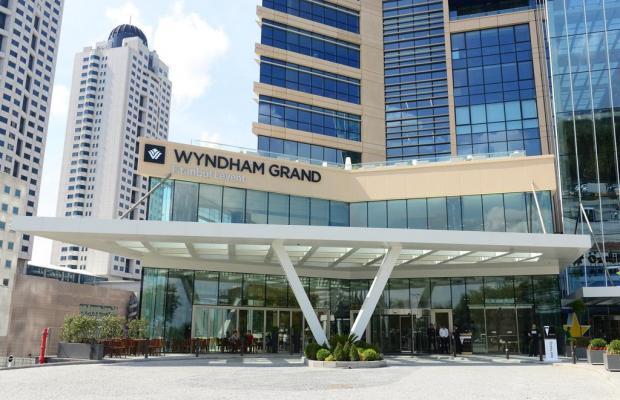 фото отеля Wyndham Grand Istanbul Levent изображение №1