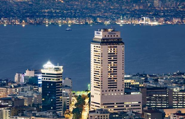фотографии отеля Hilton Izmir изображение №3