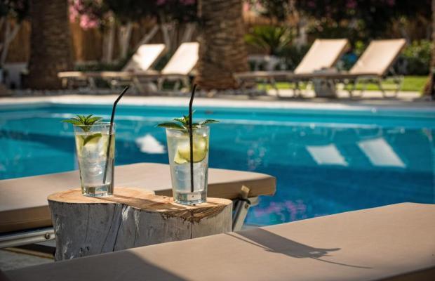 фотографии Drossia Palms Hotel Studios  изображение №32