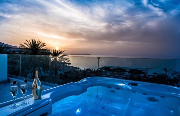 фотографии отеля Drossia Palms Hotel Studios  изображение №7