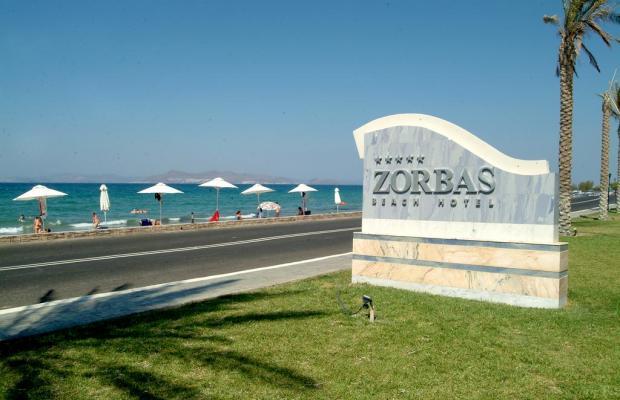 фотографии отеля Zorbas Beach изображение №15