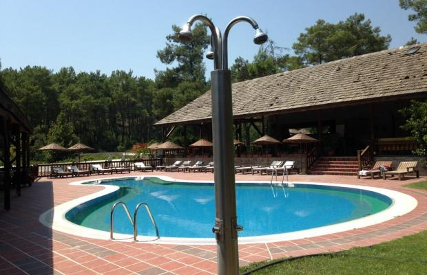 фотографии отеля Olympos Village Ecologic Activity Hotel изображение №11