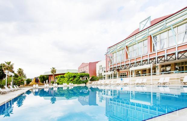 фотографии отеля Polat Thermal Hotel изображение №7
