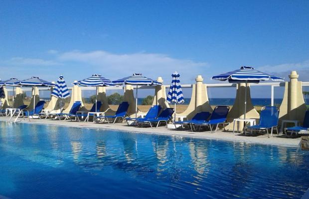 фото отеля Nirvana Beach Hotel изображение №13