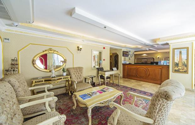 фотографии отеля Lausos Palace Hotel изображение №7