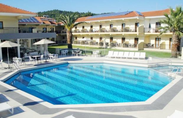 фотографии отеля Aristoteles Hotel изображение №3