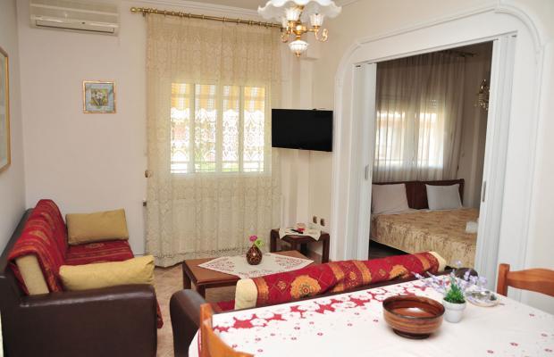 фотографии отеля Family apartments in Dionisiou Beach изображение №11