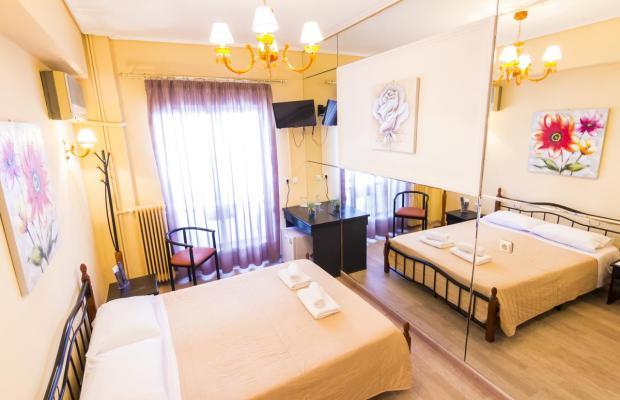 фотографии отеля Zappion Hotel изображение №7