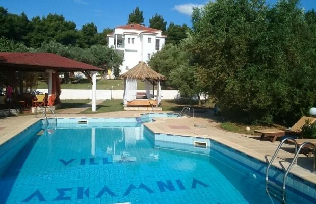 фотографии Villa Askamnia Beach Aparthotel изображение №24