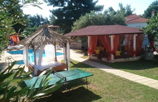 фото Villa Askamnia Beach Aparthotel изображение №10