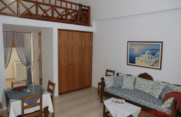 фотографии отеля Aegean View Hotel изображение №7