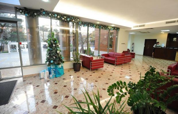 фотографии отеля Приморье SPA Hotel & Wellness (Primor'e SPA Hotel & Wellness) изображение №3