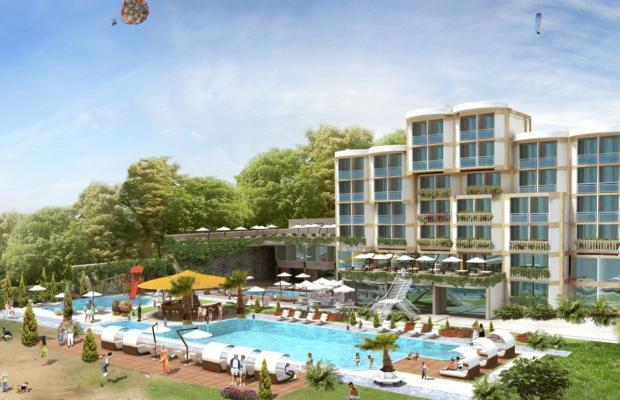 фото отеля Амфибия Бич (Amfibia Beach) изображение №13