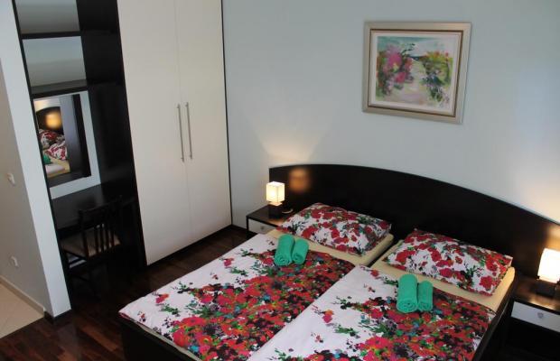 фотографии отеля Apartments Logos изображение №3