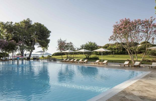 фотографии отеля Grand Hotel Capo Boi изображение №11