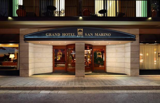 фотографии отеля Grand Hotel San Marino изображение №3