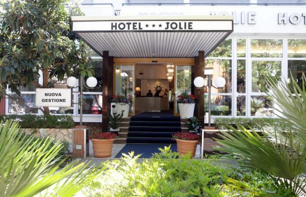 фотографии отеля Hotel New Jolie (ex. Jolie hotel Rimini) изображение №3