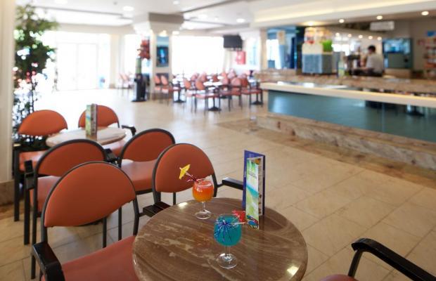 фото HTOP Molinos Park Hotel (ex. Los Molinos) изображение №14