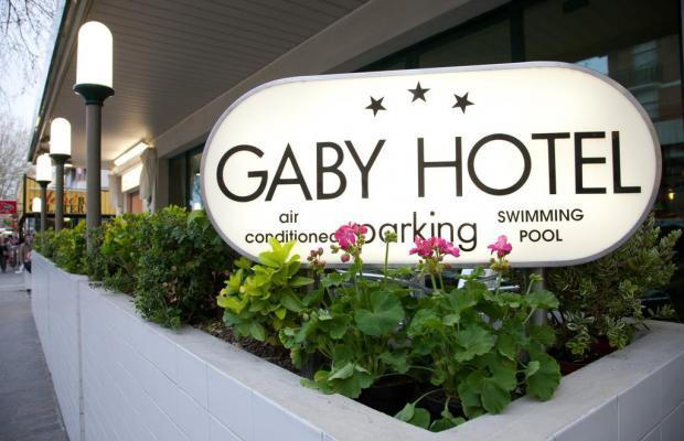 фотографии отеля Gaby изображение №31