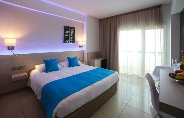 фотографии отеля Les Palmiers Beach Hotel изображение №3