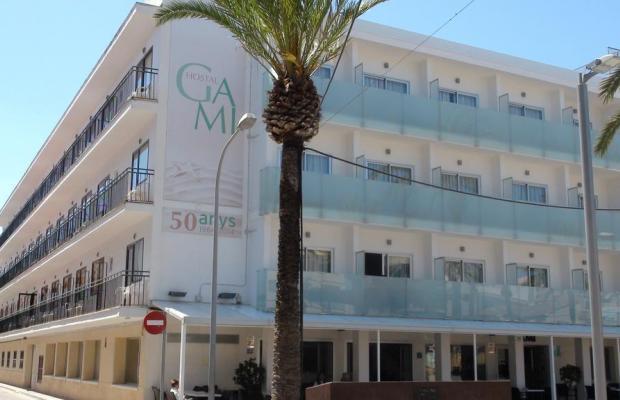 фотографии отеля Hostal Gami изображение №3