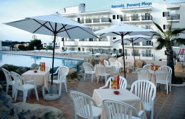 фотографии отеля Barcelo Ponent Playa изображение №19