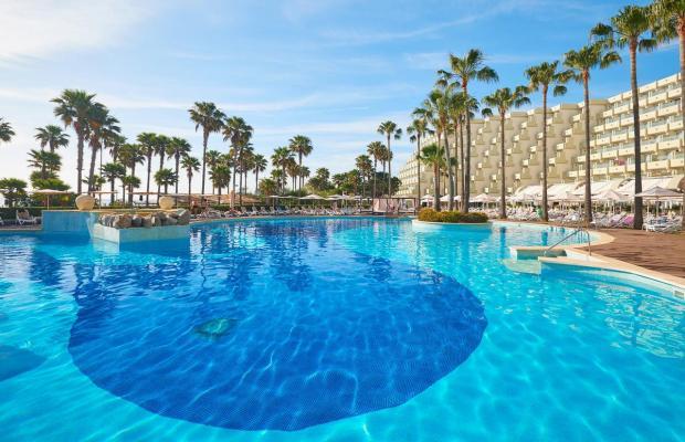 фотографии отеля Hipotels Mediterraneo Hotel (ex. Blau Mediterraneo) изображение №3