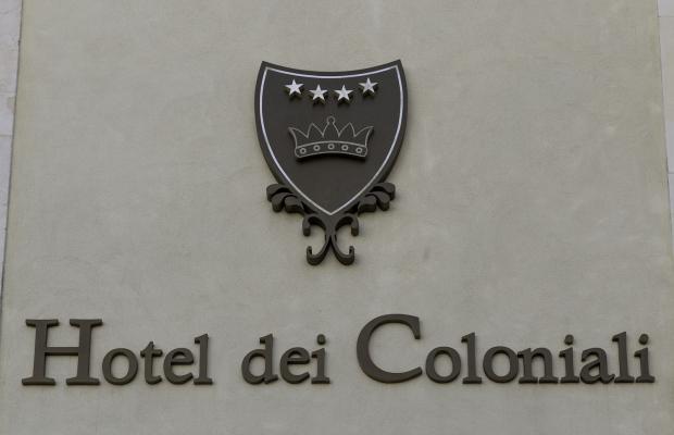 фотографии отеля Hotel dei Coloniali изображение №7