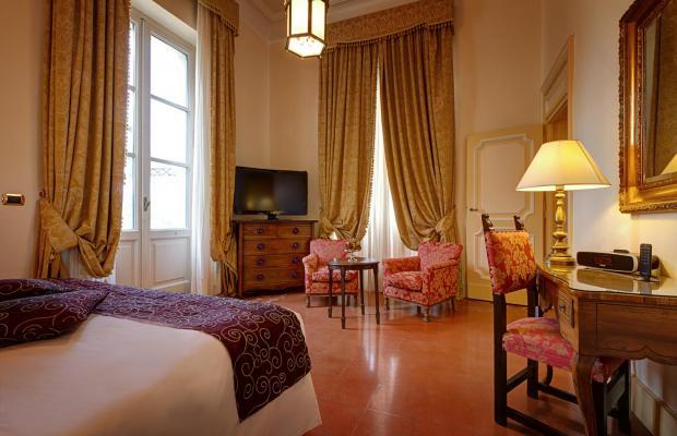 фото отеля San Domenico Palace изображение №9