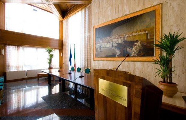 фотографии отеля Grand Hotel Terme Di Augusto изображение №11