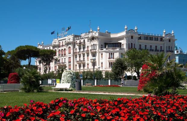фотографии отеля Grand Hotel Rimini изображение №3