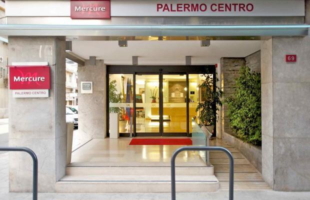 фото отеля Mercure Palermo Centro изображение №1
