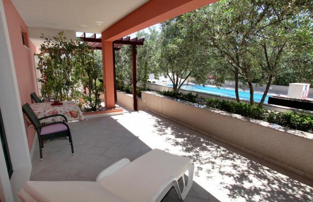 фотографии отеля Villa Rustica Damatia изображение №7