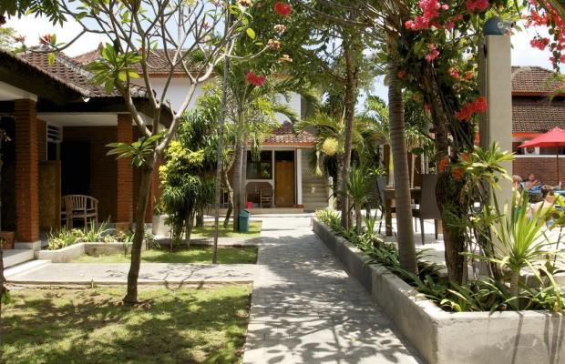фотографии отеля Ayu Lili Garden Cottages изображение №7