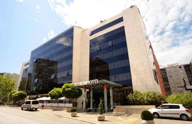 фото отеля Atrium Hotel изображение №1