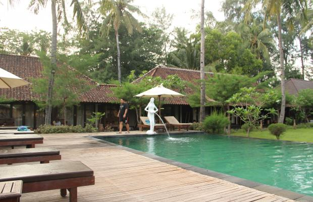 фото Villa Karang Hotel & Restaurant изображение №2