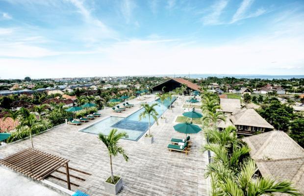 фото отеля U Paasha Seminyak Bali изображение №1