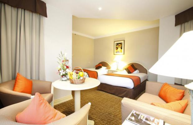 фото Mercure Abu Dhabi Centre Hotel (ex. Novotel Centre Hotel) изображение №14