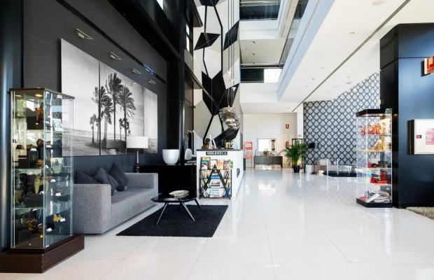 фотографии отеля Vincci Malaga изображение №7