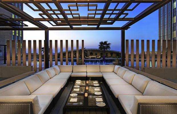 фотографии отеля Sofitel Abu Dhabi Corniche изображение №7